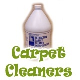 Carpet Cleaning & Neutralizing Cleaning Chemicals