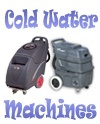 Cold Water Carpet Extractors